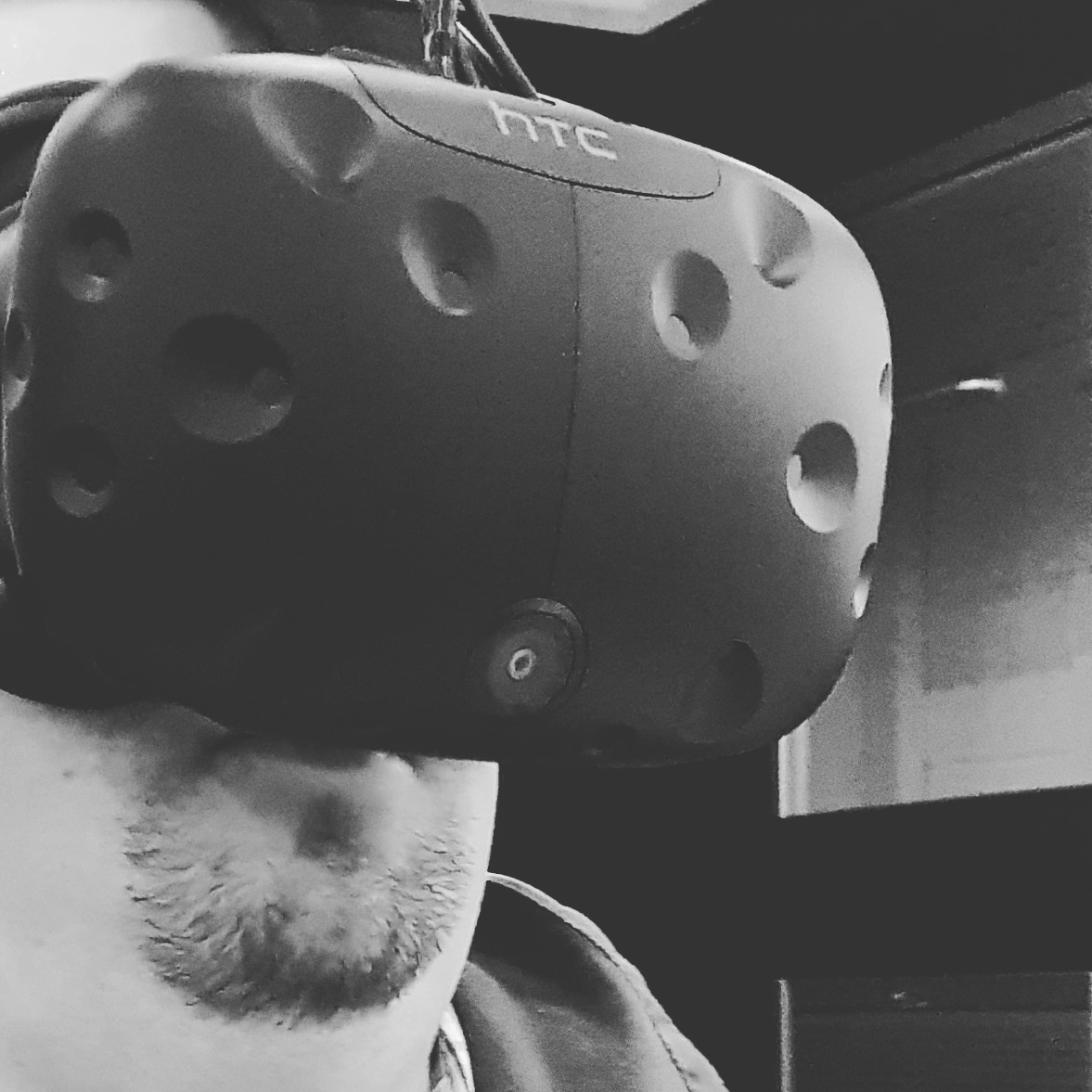 Htc Vive VR now at Just B U Header Image